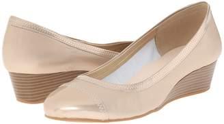 Cole Haan Elsie Cap Toe Wedge II Women's Wedge Shoes