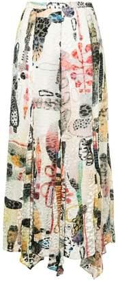 Rachel Comey printed skirt
