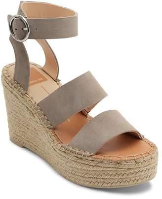 Dolce Vita Shaun Platform Espadrille Wedge Sandal