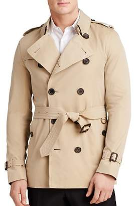 Burberry Heritage Sandringham Short Trench Coat