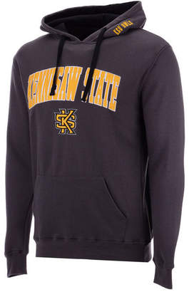Colosseum Men's Kennesaw State Owls Arch Logo Hoodie