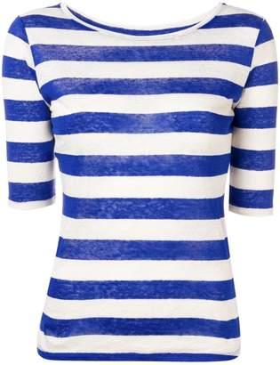 Bellerose stripe short-sleeve T-shirt