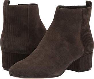 Nine West Women's LAMONTO Suede Ankle Boot