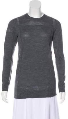 Vince Wool Pointelle Sweater