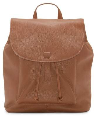 Lucky Brand Jill Pebbled Leather Backpack