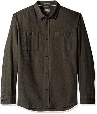 Quiksilver Men's Irish Rocks Flannel Shirt