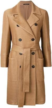 Tagliatore classic trench coat