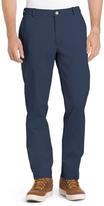 Izod Men's Saltwater Slim-Fit Stretch Pants