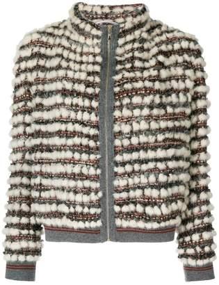 Cara Mila Hailey knitted jacket