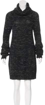 Stella McCartney Alpaca-Blend Sweater Dress