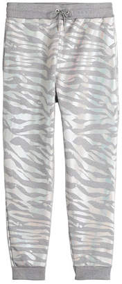 Kenzo Printed Cotton Sweatpants