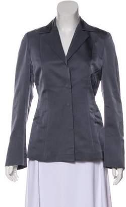Alberta Ferretti Wool & Silk-Blend Blazer