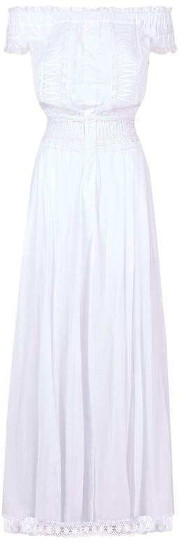 Charo Ruiz Ibiza Aina Off-The-Shoulder Maxi Dress