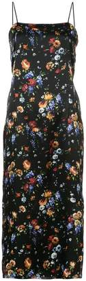 ADAM by Adam Lippes floral-print midi cami dress