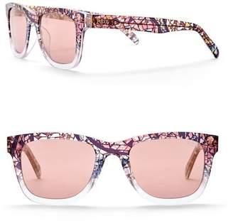 Emilio Pucci 51mm Plastic Sunglasses