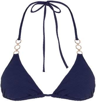 Melissa Odabash Anguilla Zig Zag Bikini Top