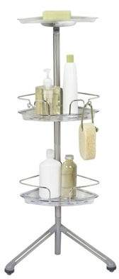 OXO Good Grips Slide And Lock Shower Standing Caddy 1451380