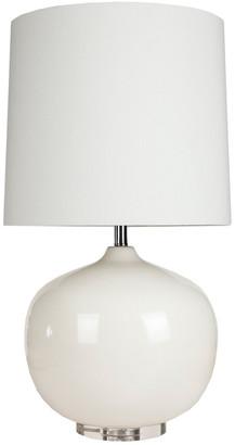 Surya 31.5In Charming Ivory Ceramic Lamp