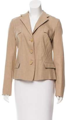 Narciso Rodriguez Wool-Blend Blazer w/ Tags