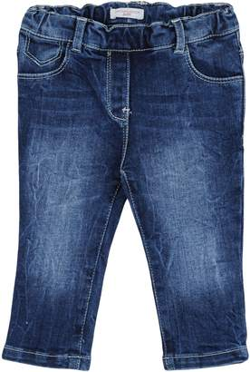 Silvian Heach Denim pants - Item 42605887