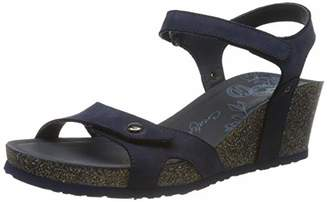 2b7a06f74198 Panama Jack Women s Julia Basics Ankle Strap Sandals