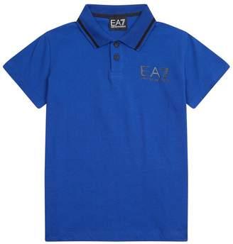 Giorgio Armani Logo Polo Shirt
