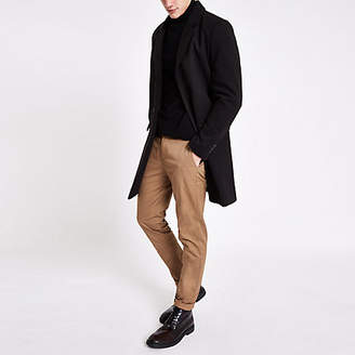 River Island Light brown skinny Sid smart pants