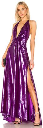Michael Lo Sordo Alexandra Maxi Dress
