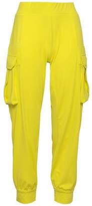 Norma Kamali Stretch-jersey Track Pants