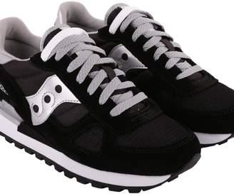 Saucony Shadow Original Suede Sneakers