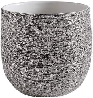 Torre & Tagus Brava Spun Textured Large Ceramic Drop Pot