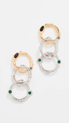 Marni 3 Hoops Earrings