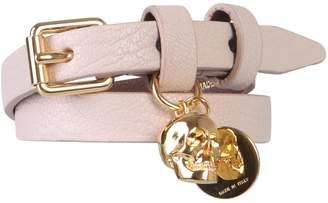 Alexander McQueen Bracelet With Double Turn