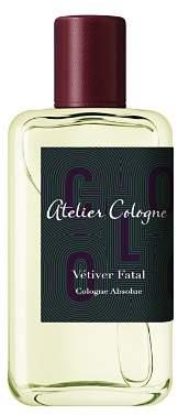 Atelier Cologne Vétiver Fatal Cologne Absolue Pure Perfume 3.4 oz.