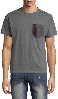 Mostly Heard Rarely Seen Lexington Plaid T-Shirt