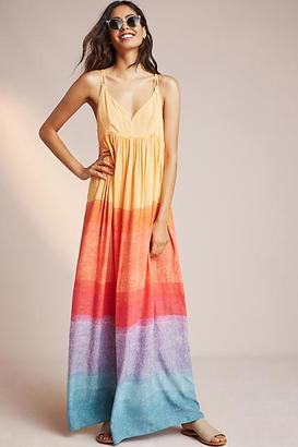 Carla Weeks Setting Sun Maxi Dress $98 thestylecure.com