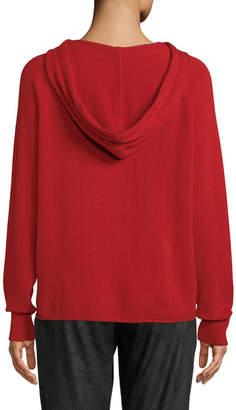 360 Sweater 360sweater Collegiate Skull Cashmere Hoodie Sweater
