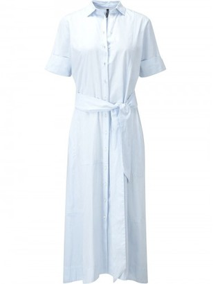 Lisa Marie Fernandez long shirt dress $555 thestylecure.com