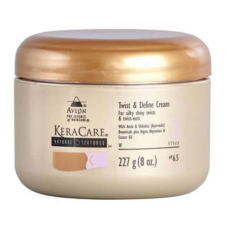 KeraCare by Avlon Natural Textures Twist & Define Cream - 8 oz.