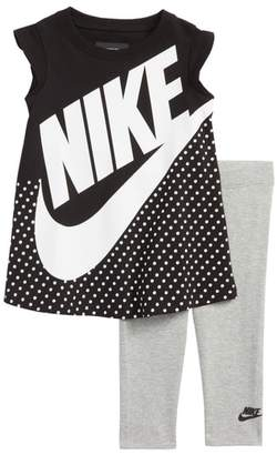 Nike Futura Dress & Leggings Set