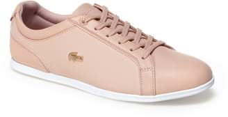 Lacoste Women's Rey Lace Leather Sneakers