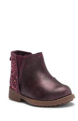 Osh Kosh OshKosh Daria Glitter Ankle Boot (Toddler & Little Kid)