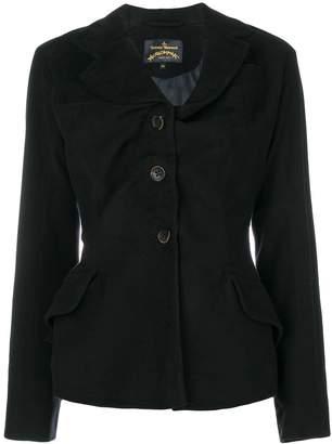 Vivienne Westwood ruched blazer