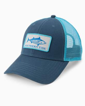 Southern Tide Fish Series Yellowfin Tuna Patch Trucker Hat