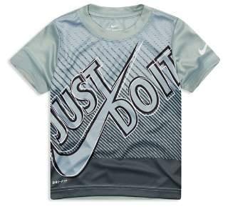 Nike Boys' Just Do It Dri-Fit Tee - Little Kid