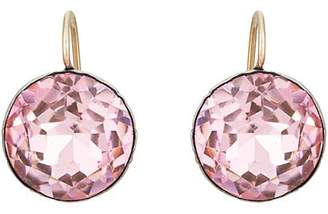 Stephanie Windsor Antiques Women's Round Crystal Drop Earrings