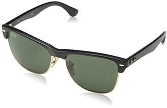 Ray-Ban Clubmaster Oversized Sunglasse