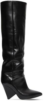 Isabel Marant 90mm Lokyo Leather Boots