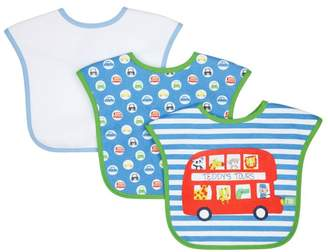 e2097abed76 Mothercare Toddler Bibs 3 Pack - On The Road