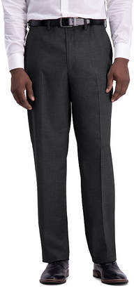 Haggar J.M. Texture Weave Classic Fit Suit Sep Pant Jacquard Classic Fit Stretch Suit Pants